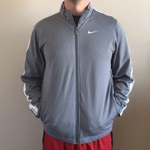 EUC | Nike | Track Jacket | Men's L | Gray